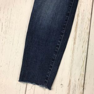 MOTHER Jeans - MOTHER Looker Ankle Fray Skinny Jeans Sz 29